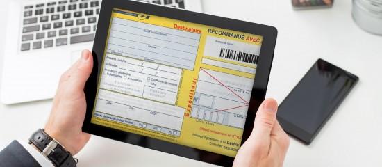 Lettre recommandée électronique: de nouvelles règles dès2019